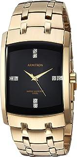 Armitron 20/4507 Reloj de pulsera de acero inoxidable para hombre