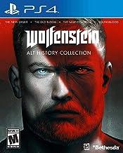 Wolfenstein: The Alternative History Collection - PlayStation 4