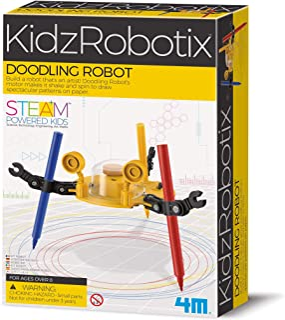 4M 4371 KidzRobotix Doodling Robot