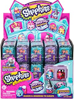 Shopkins Season 8 World Vacation 2-Pack - Case of 30