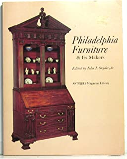 Philadelphia furniture & its makers (Antiques magazine library)