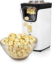 Princess 01.292986.01.001 292986 Popcornmachine – Inclusief Maatbeker – Klaar in 3 minuten, Wit