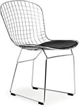 Poly and Bark Morph Side Chair in Black