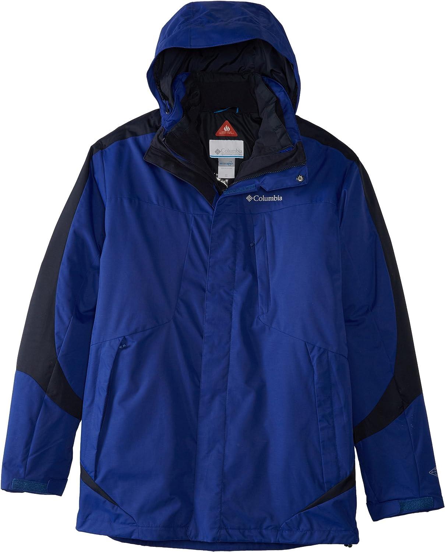 Columbia Sportswear Men's Whirlibird III Interchange Extended Jacket (Big)