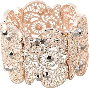 Best ladies rose gold bracelet watch Reviews