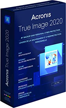 Acronis True Image 2020 - 1 PC/MAC