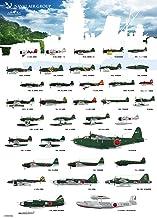 海軍機スケールポスター A2サイズ(420×594mm)