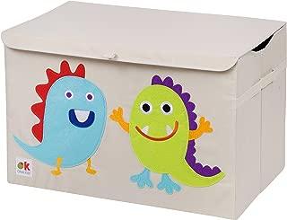 Wildkin Olive Kids Monster Toy Chest