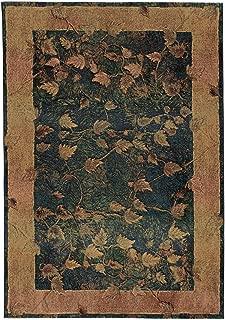 Oriental Weaver Kharma 349B4 Blue RUG 4' X 5'9