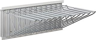 Adir Corp. Drop - Pivot Wall Rack for Blueprints - Hanging File Organizer - Blueprint Storage Rack - Office Organizer - Bl...