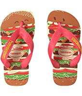 Havaianas Kids - Top Fast Food Flip Flops (Toddler/Little Kid/Big Kid)