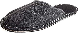 Revise Pantoufles en Feutre - Chaussures Maison pour Hommes - Semelle en Feutre – Taille 49