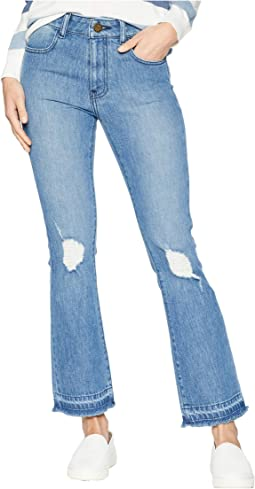 Jaclyn Mid-Rise Jeans in Tidal Wave