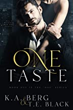 """One Taste (The """"One"""" Series Book 1)"""