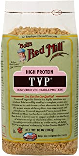 Bob's Red Mill Textured Vegetable Protein, 10 Ounce (Pack of 4)