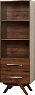 Target Marketing Systems Rue Collection Modern Bookcase