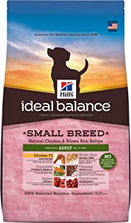 hill's ideal balance puppy chicken and brown rice