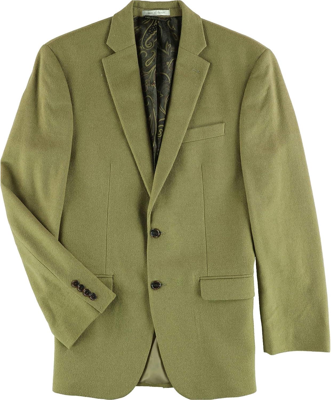 Ralph Lauren Mens Classic-Fit Sport Coat, Beige, 40 Long