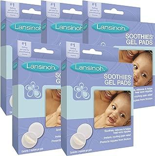 Lansinoh Laboratories Soothies Gel Pads, 10 Count
