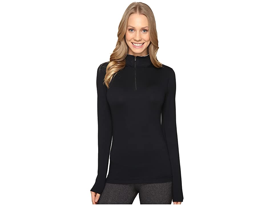 Obermeyer Sage Sport 75wt Zip Top (Black) Women
