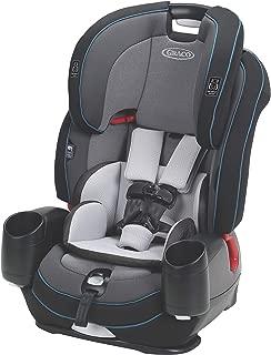 Graco Nautilus SnugLock LX 3 in 1 Harness Booster Car Seat, Zale