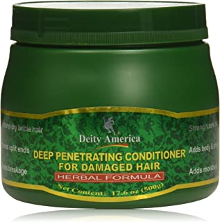 Diety America Deep Penetrating Conditioner, 17.6 Oz, 17.6 Ounces