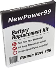 Best garmin nuvi 750 battery Reviews