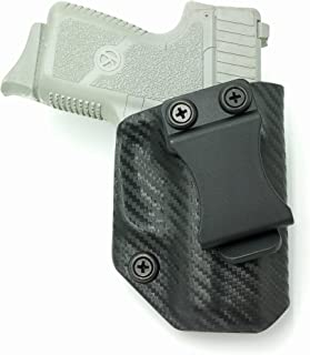 Fast Draw USA - Compatible with Kahr PM9 CM9 IWB Kydex Holster Inside Waistband Concealed Carry Holster Made in USA
