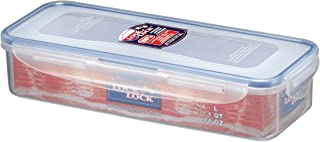 Lock n Lock Food Container with Drain Grate, Water Tight Lid HPL842, 4.1-cup / 1L