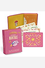 Affirmators! Mantras Morning Day Affirmation Cards Deck (30 Cards) Cards