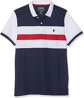 707866fa3c Izod Men's Performance American Stripe Polo Shirt