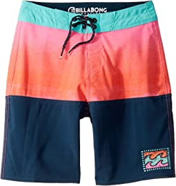 1c73845dc6 New. Dark Blue. 1. Billabong Kids. Fifty50 Fade Pro Boardshorts ...