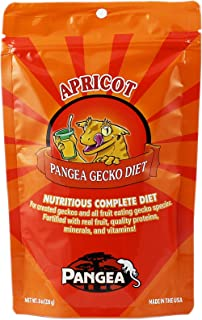 Pangea Fruit Mix Apricot Complete Crested Gecko Food 1 lb
