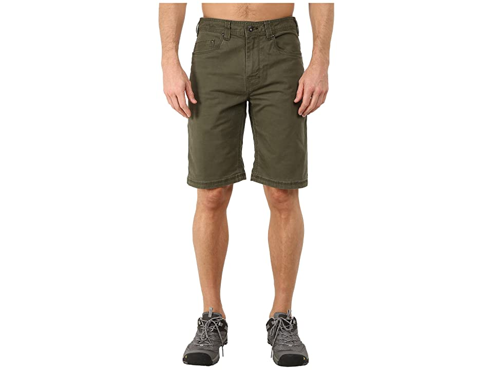 Prana Bronson 9 Short (Cargo Green) Men