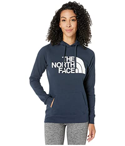 The North Face Half Dome Pullover Hoodie (Urban Navy/TNF White) Women