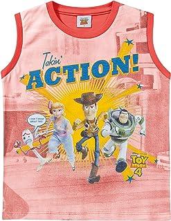 Regata em Meia Malha Toy Story, Fakini