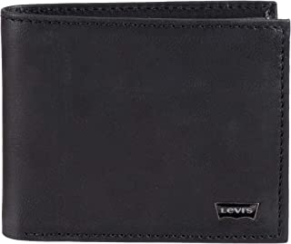 Levi's RFID Security Blocking Traveler Wallet Accesorio de Viaje- Billetera Plegable para Hombre