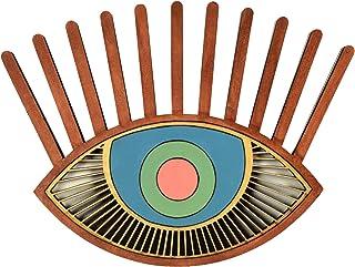 Handcrafted Turkish Evil Eye (7x9)