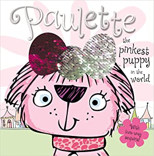 Story Book Paulette the Pinkest Puppy in the World