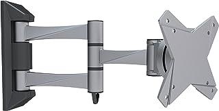 テレビ 壁掛け 金具 STARPLATINUM 液晶 TV モニター 13-32インチ対応 TVセッターFS NA113 SSサイズ シルバー