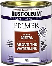 Rust-Oleum 207016 Marine Metal Primer, Quart