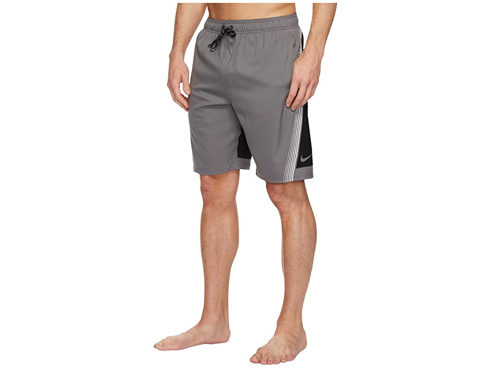 Nike Momentum 9 Volley Shorts (Black) Men