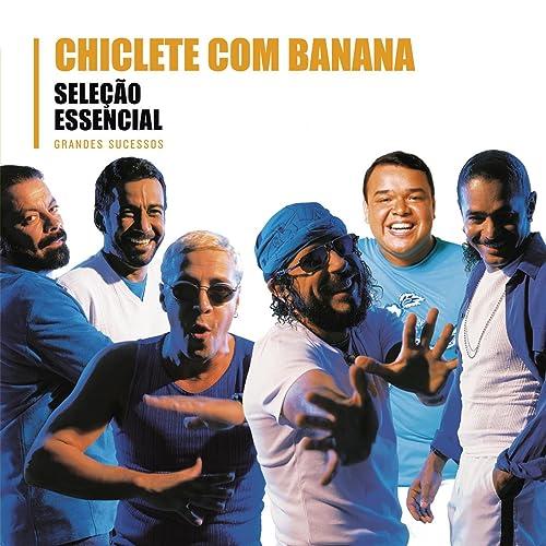 cd chiclete com banana 2010