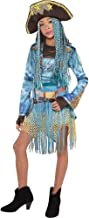 Disney Descendants 2 Uma Halloween Costume for Girls, Medium, with Included Accessories, by Amscan