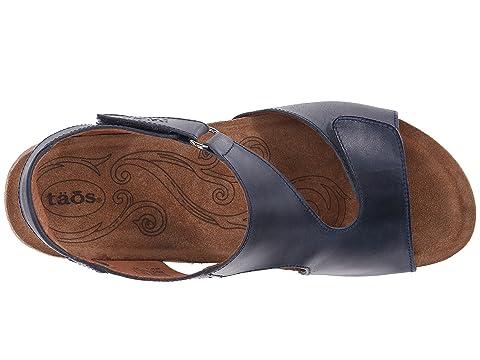 Taos Rita Rita NavyTan Footwear Footwear Taos Taos NavyTan Footwear q7fn1