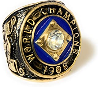 Chicago Cubs 1908 Championship Vintage Replica Ring