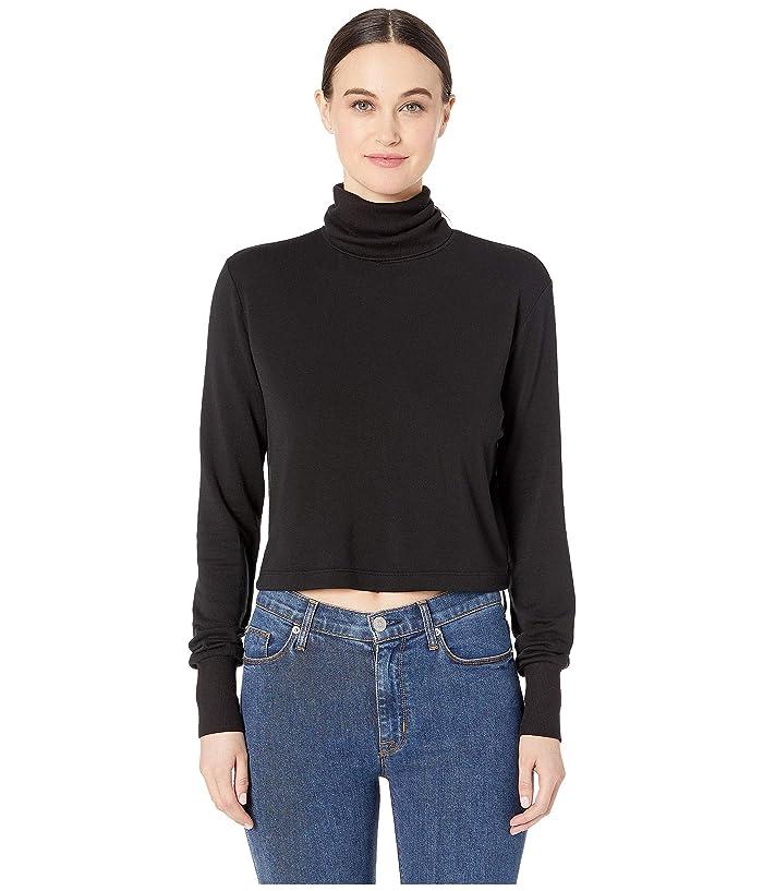 BLDWN Vaughn (Black) Women's Sweater