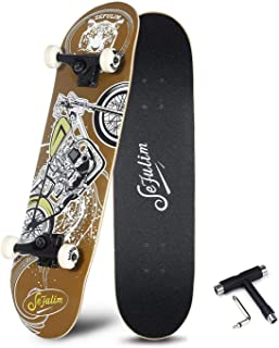 Best cliche complete skateboards Reviews