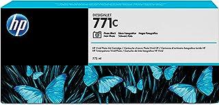 HP B6Y13A - Cartucho de tinta para DesignJet Z 6200/6200 42 inch/60 inch, 775 ml, Negro