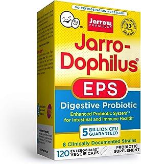 Jarrow Formulas ジャローフォーミュラ Jarro-dophilus ジャロ-ドフィルス EPS、ベジカプセル120個 [海外直送品]